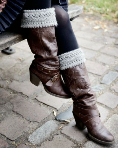Hero Boot Cuffs